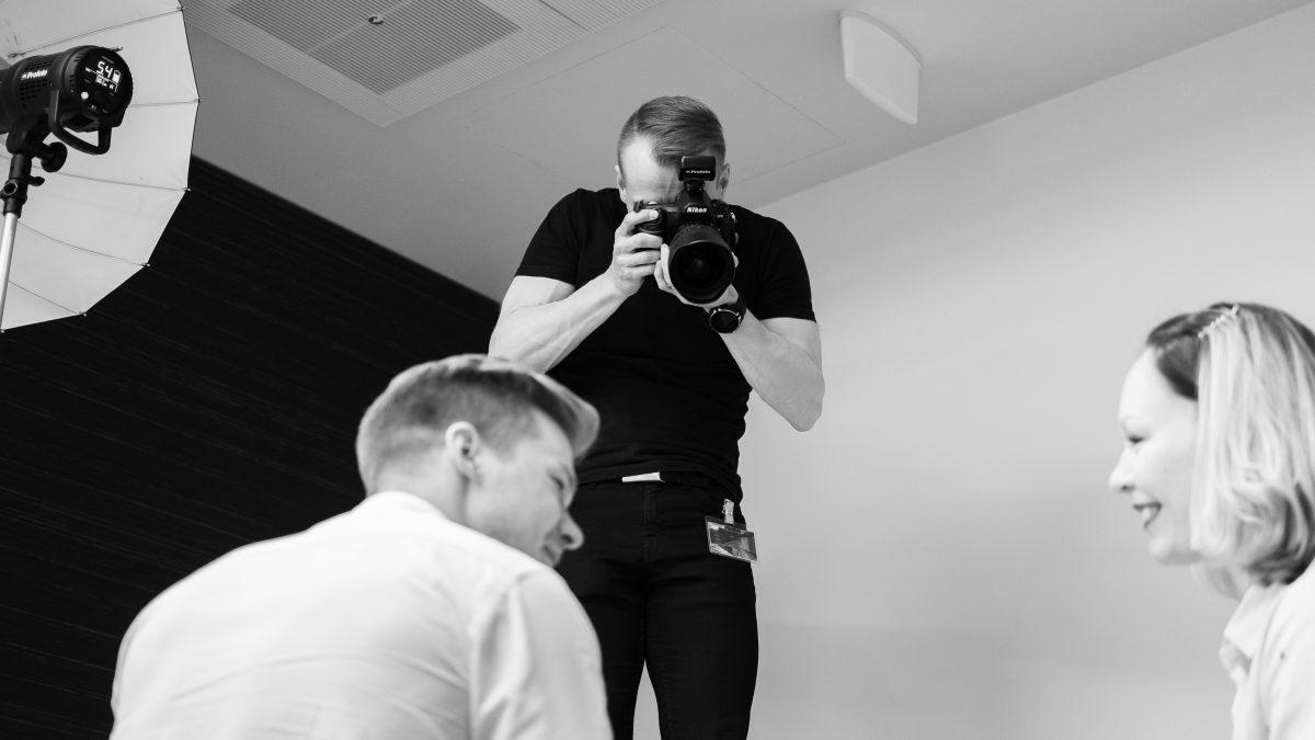 Super Otus, valokuvaus yritykselle / Vantaan Energian oma kuvapankki