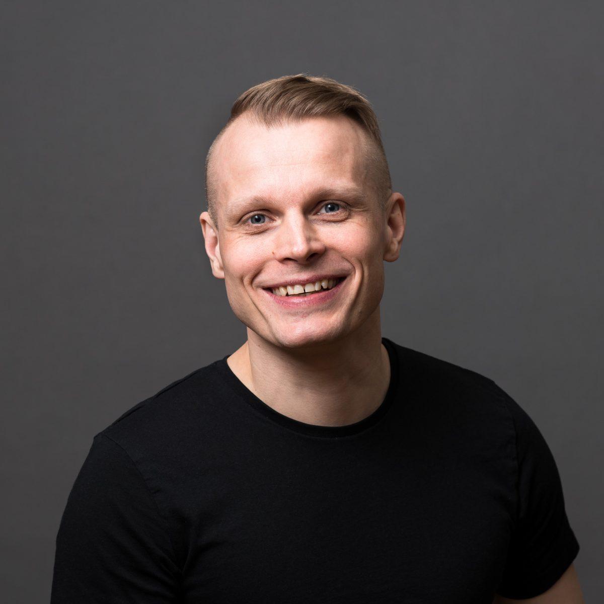 ROB ÖRTHÉN, ohjaaja, kuvaaja sekä valmentava innostaja